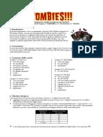 Zombies - Regolamento Completo ITA