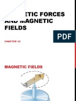 21-Magnetic Forces & Fields