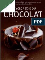 Frederic Bau Flammarion Encyclopedie Du Chocolat 25mo 400 Pages
