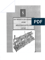 Fırat Üniversitesi Kimya Mühendisliği Proses Kontrol Ders Kitabı, Prof.Dr.Gülbeyi DURSUN, 2014