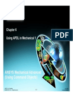 Mech UCO Lect 06 Using APDL 1