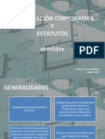 ORGANIZACIÓN CORPORATIVA SomEdev (Potencialmente Facturable)
