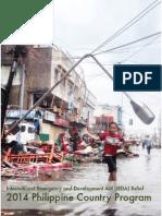 IEDA Philippines Organizational Profile