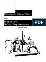 Onshore Petroleum Safety