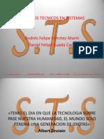 Presentación Sts