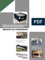 Manual de Uso de Bateria