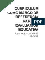 El Curriculum Como Marco de Referencia Para La (1)