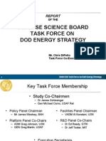 DSB Briefing to AF Energy Forum Mar 08 v2