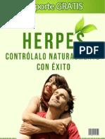Como Curar El Herpes - Vive Sin Herpes