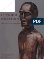 Splendid Isolation Art of Easter Island