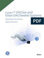 Ettan DaltSix and DaltTwelve Systems