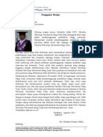 Buku Panduan Akademik 2012