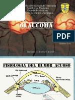Grupo II. Glaucoma