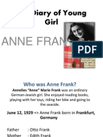 Grace- Anne Frank the Diary of Young Girl