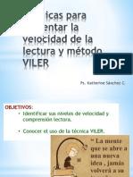 La Lecturamétodo VILER