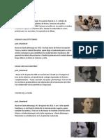 25 Personajes Mas Inportantes de Guatemala