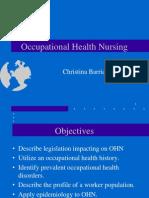 455 - Occupational Health