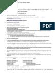 Observações Anotadas Durante o Curso de ISO 14001