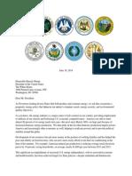 RGA Energy Letter