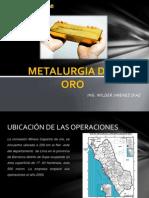 Metalurgia Del Oro-drem1