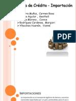 Carta de Creditos-importacion TERMINADA