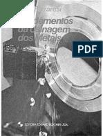Fundamentos Da Usinagem Dos Metais - Dino Forraresi