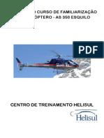 Apostila Do Curso de Familiarização Da Aeronave Esquilo Helisul