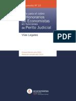Guia Honorarios Revisado 2012