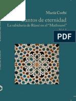 88500254 Rumi El Masnavi Vol I en Espanol Version de Maria Corbi Quinonero