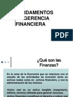 FUNDAMENTOS GERENCIAFINANCIERA