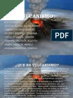 VULCANISMO GEOLOGIA
