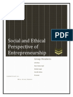 Social and Ethical Perspective of entrepreneurship.docx