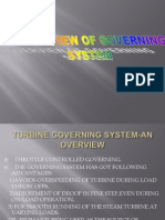 Turbine Governing System-An Overview