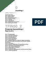 Sap Fi Books Tfin50
