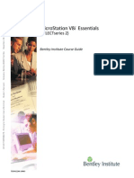 MicroStation V8i Essentials