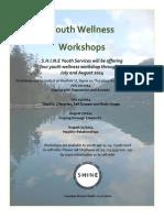 summer wellness workshops