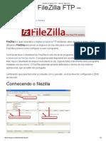 Usando o FileZilla FTP - Tutorial _ Sites Guru