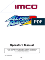 Alpine Racer 2 Manual