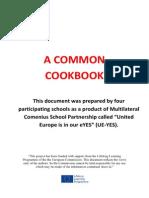 A Common Cookbook