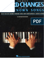 012354 Chord Changes for the Best Known Songs