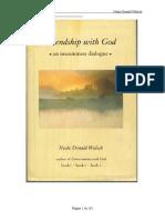 1999 Amistad Con Dios