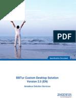 BBTUR - Specification Document v2 5 en 2013-11-09