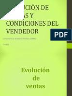 3a. Evolución de Ventas y Condiciones Del Vendedor