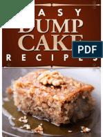 Dump Cake (Easy Recipes)