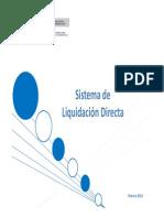 Divulgacion Sistema Liquidacion Directa