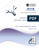 Tarea 2. Diseño Instalación Eléctrica en Vivienda