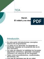 Karel Robotic A