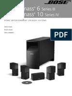 Bose Acousticmassx Speakers