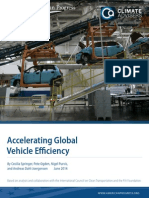 Accelerating Global Vehicle Efficiency