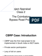 Project Appraisal Class 2